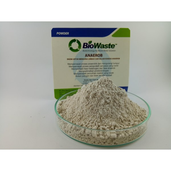 Biological Wastewater Treatment BioWaste Anaerob1 kg