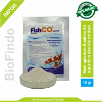 Pakan Ikan Fishco Pond 10 gram