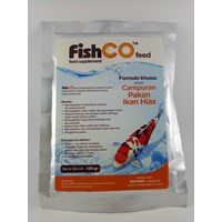 Jual Fishco Feed 100 gram