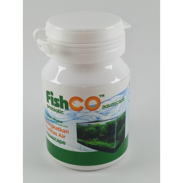 Fishco Aquascape botol 40 gram
