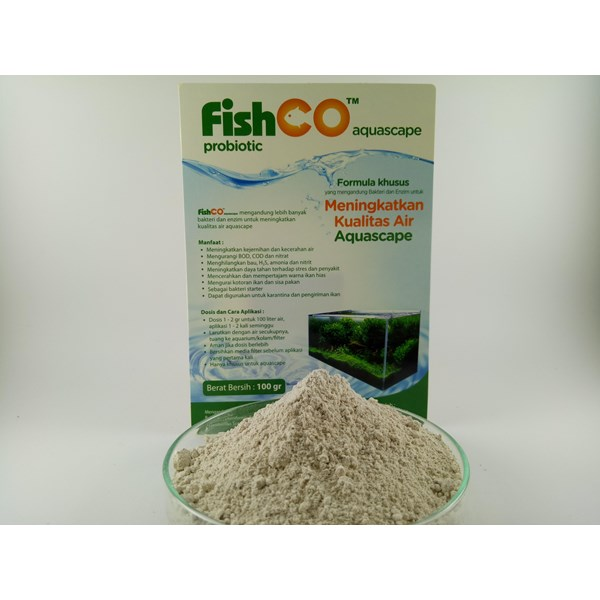 Fishco Aquascape 100 gram