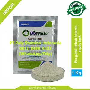 Bakteri Bubuk Biowaste Septic Tank 1 kg