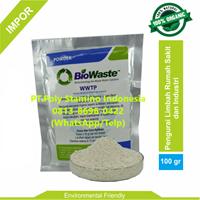 Bakteri Bubuk Biowaste WWTP 100 gram