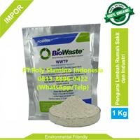 Bakteri Bubuk Biowaste WWTP 1kg