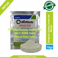 water treatment BIOWASTE GREASE TRAP 100 gram