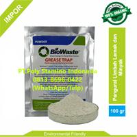 Waste Water Treatment Biowaste Grease Trap 100 gram 1