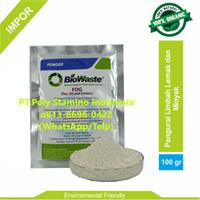 chemical stp/wwtp BIOWASTE FOG 100 gram