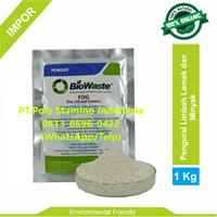 chemical stp/wwtp BIOWASTE FOG 1 kg