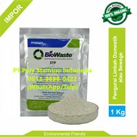 chemical stp/wwtp BIOWASTE STP 1 kg