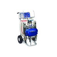 Graco Reactor E-10 Electric Foam And Polyurea Proportioner 1