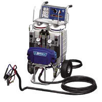 Distributor Graco Reactor E-10 Electric Foam And Polyurea Proportioner 3