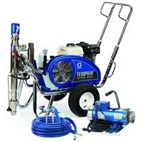 Graco Texspray Dutymax - Gas Hydraulic Airless Sprayer 1