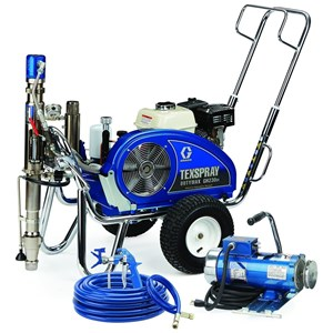 Graco Texspray Dutymax - Gas Hydraulic Airless Sprayer