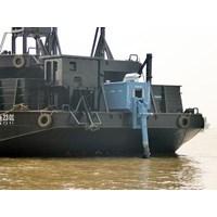 Alat Penggerak Kapal Tongkang Deck Combi Azimuth Thruster