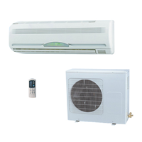 Split Air Conditioners (Cooling-Heating Capabilities)