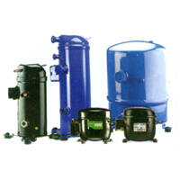 Kompresor Jaminan HVACR Semi Hermetic
