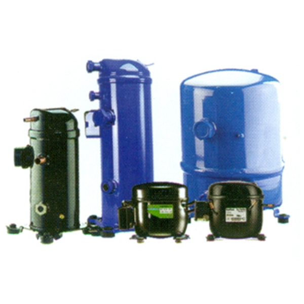 Kompresor Jaminan HVACR Hermetic