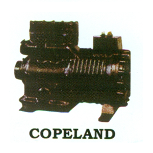 Kompresor AC Copeland Seri MR/9R/6R/4R/4D/6D