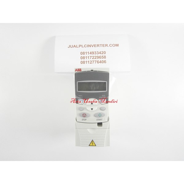 Inverter ABB 1phase 0.75KW 220V ACS355