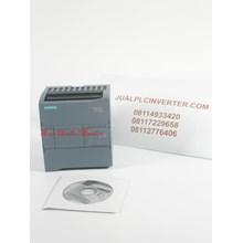 PLC Siemens S7-1200 8DI 6DO 2AI DC DC Relay
