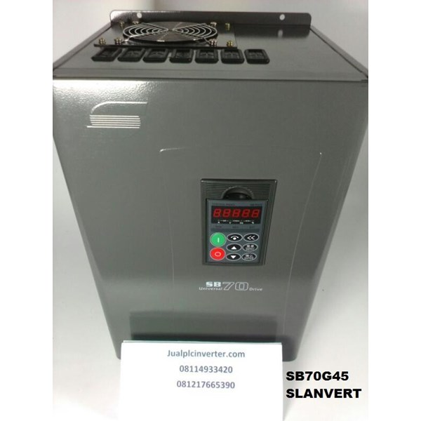 Inverter VSD Slanvert  45KW SB70G45