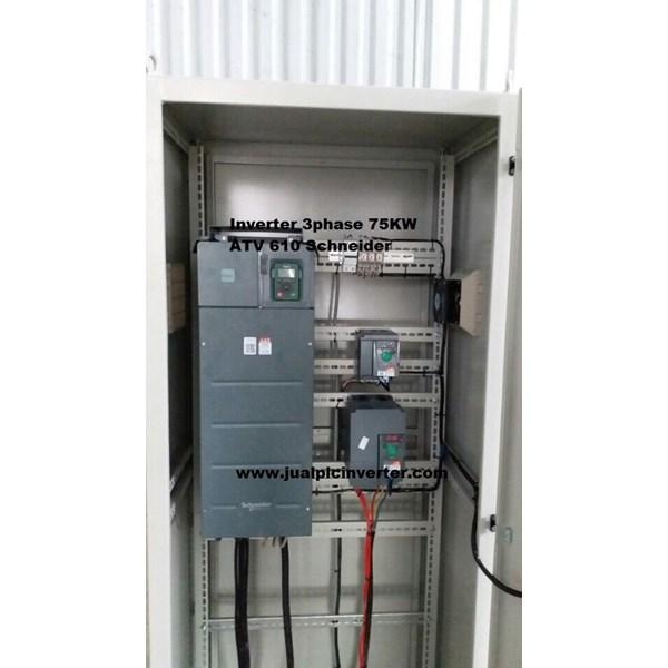 Inverter Schneider 3phase 75KW ATV610