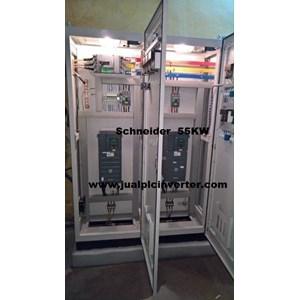Inverter Schneider 3phase 55KW ATV610