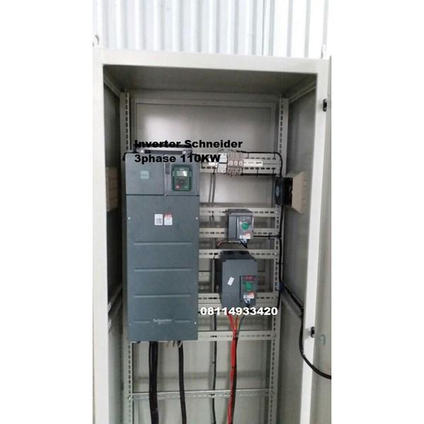 Inverter Schneider 110KW 3phase ATV610