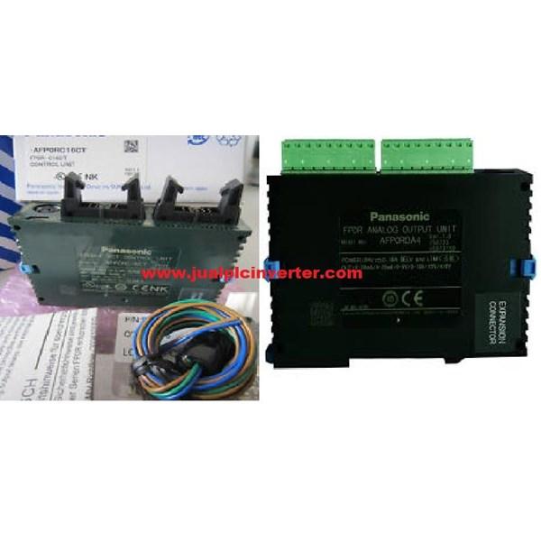 PLC Panasonic FP0R-DA4