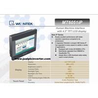 Jual HMI weintek MT8051iP 4inch 2