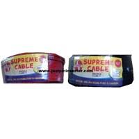 Kabel Listrik NYY 2x1.5 mm2