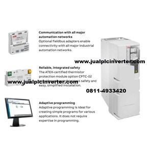 Inverter ABB ACS580 55KW 380V