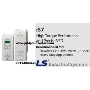 Dari Inverter LS iS7 11KW Heavy Duty  1
