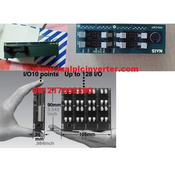 PLC Panasonic FPOR-E8X