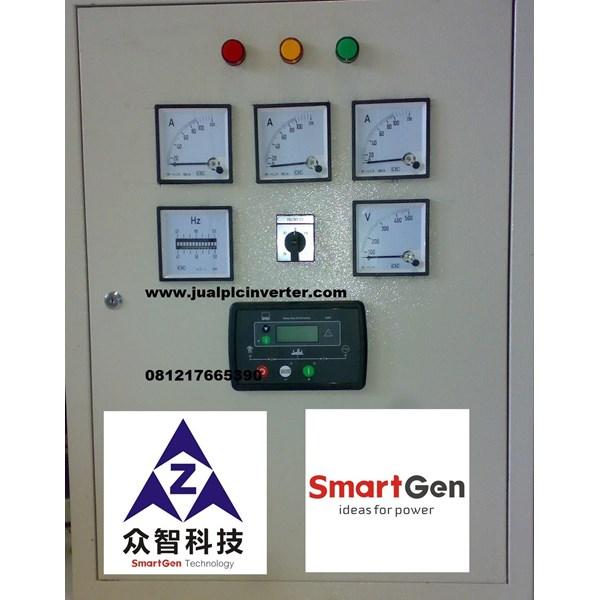Panel ATS Genset 50KVA Smartgen