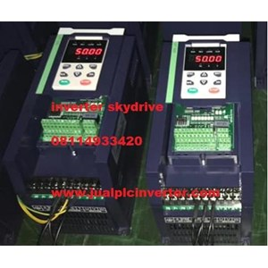 Inverter Listrik Skydrive 5.5KW 3phase 380V