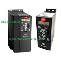 Inverter Listrik Danfoss 3phase 2.2kw 3hp FC51