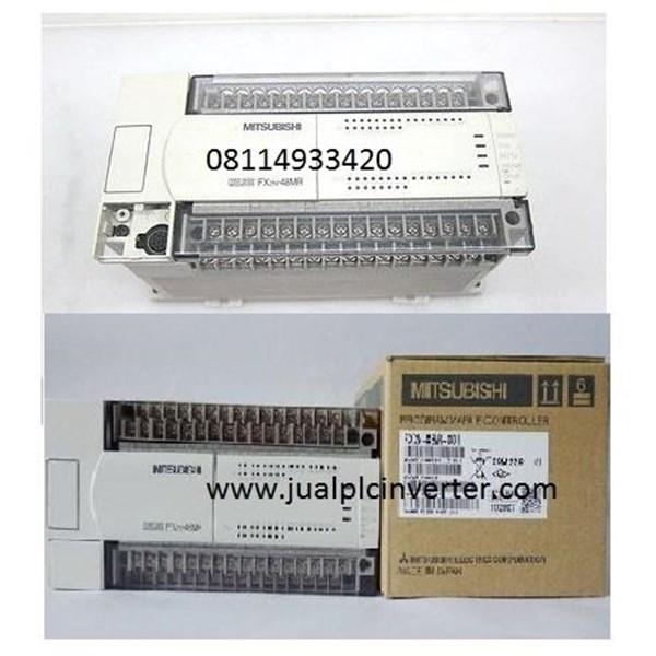 Programmable Logic Controllers PLC Mitsubishi FX2N-48MR
