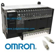 Programmable Logic Controllers PLC Omron CP1H--X40