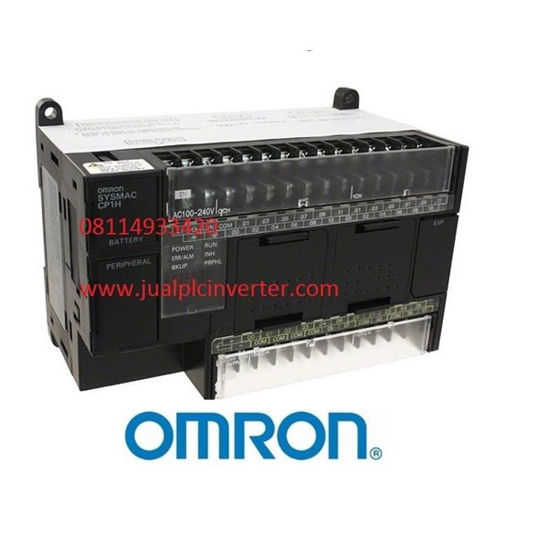 Programmable Logic Controllers PLC Omron CP1H--X40DR-A