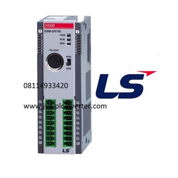 Programmable Logic Controllers PLC LS XBM-16DRS