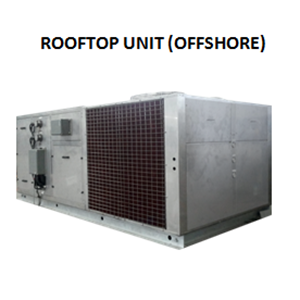 Rooftop Unit (Offshore)