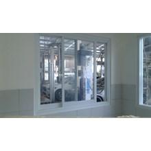 Aluminium Window Glass Minimalist