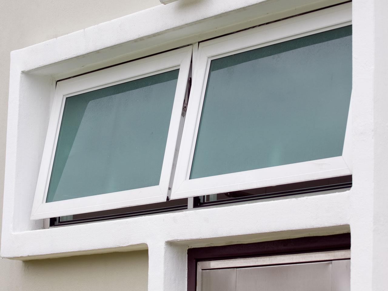 Sell aluminium casement window glass from indonesia by for Casement windows price