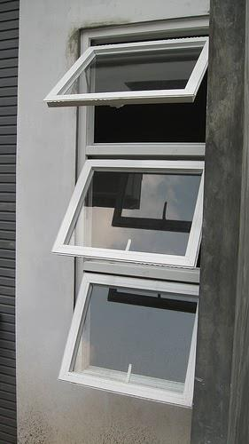 Sell Aluminium Casement Window Glass From Indonesia By