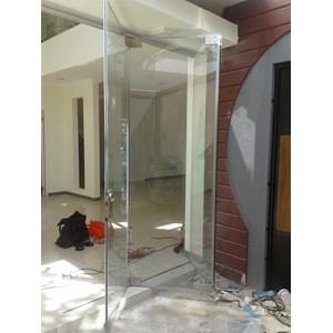 Pintu Kaca Lipat  Frameless