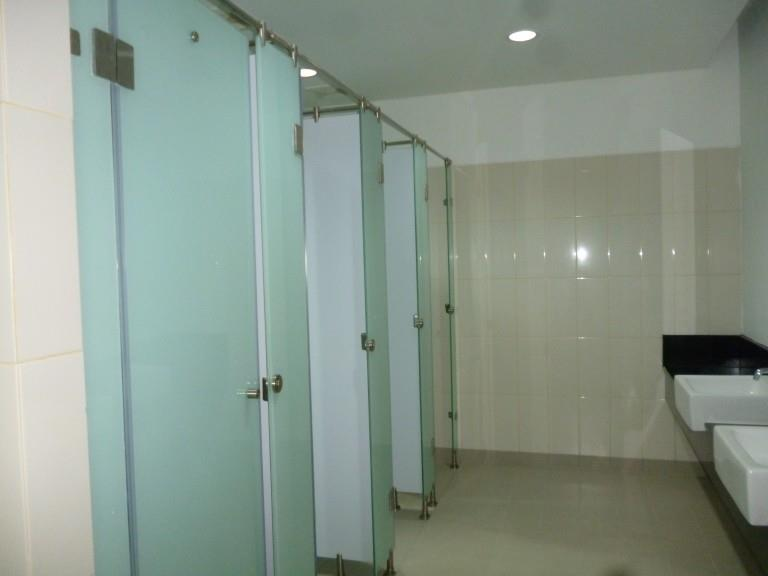 Sell Toilet Cubicle Glass From Indonesia By Indah Kaca