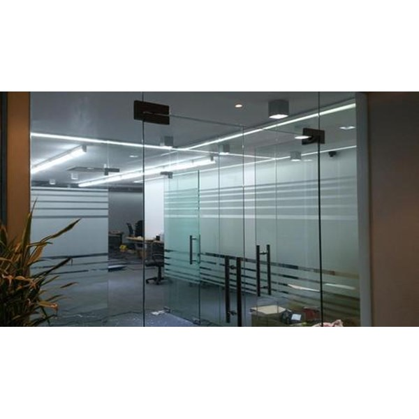 Patch Fitting Glass Door