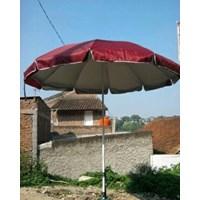 Umbrella Tent Beach Cafe 230Cm in Diameter And 250 cm 2 layers
