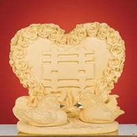 Jual Souvenir Pernikahan Premium Lapisan Emas 24K 2